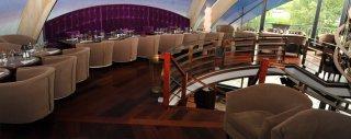 Salon 58 - Atomium - Room rental - Catering service