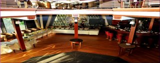 Salon 58 - Atomium - Room rental - Catering service